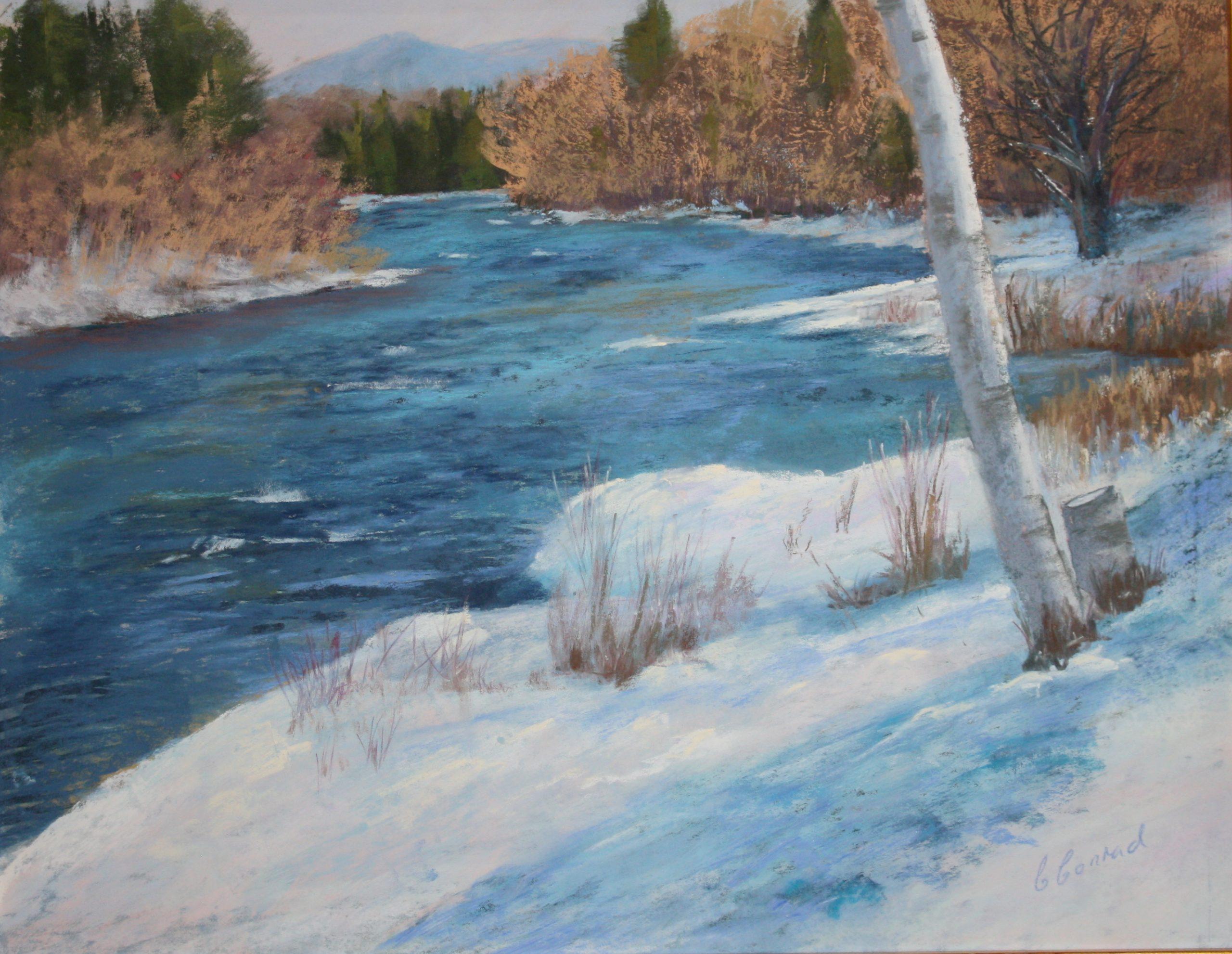 CPP245a Snowy Creek
