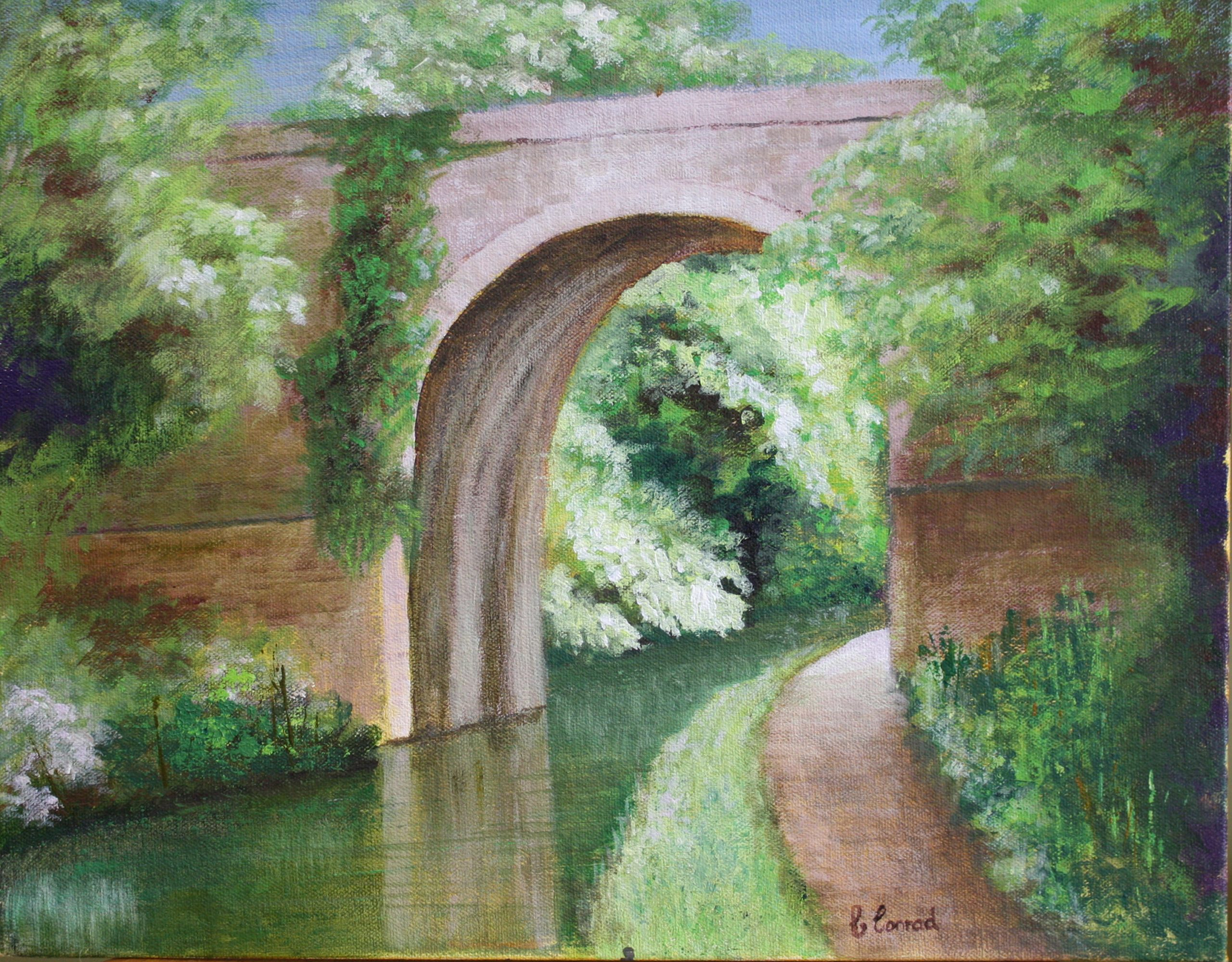 CPP248 Canal Bridge